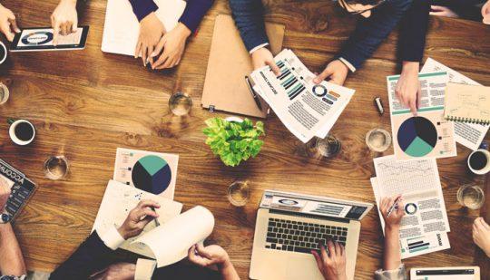 Wettbewerbsanalyse Auswertung Kundenbefragung durch Personengruppe
