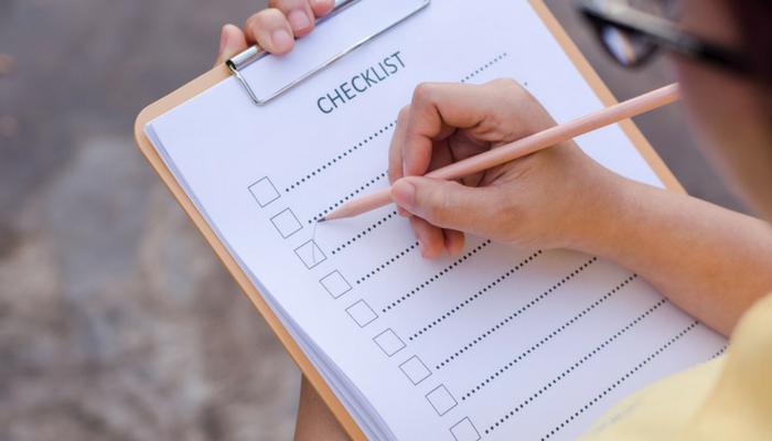 Checkliste Mitarbeiterbefragung Fragebogen
