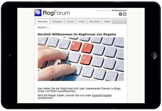 Panelsoftware RogForum