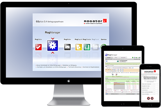 Software Ueberblick Mockup
