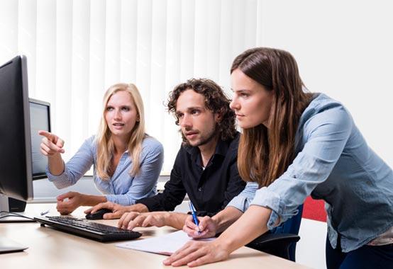 Teamwork Fullservice Dienstleister