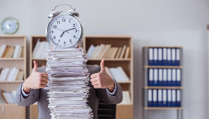 Gefaehrdungsbeurteilung Belastung am Arbeitsplatz