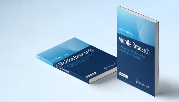 Buch Mobile Research Axel Theobald