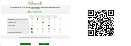 Interne Kundenbefragung Demoumfrage