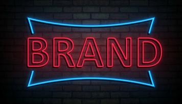 """Fachwissen Market Research Markenimage """"Brand"""" Logo"""