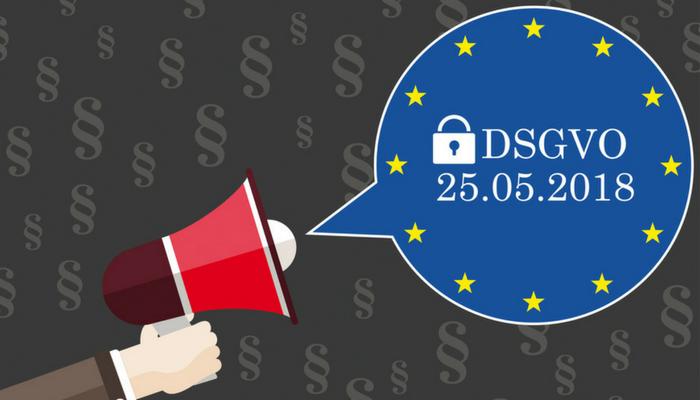 Anonymitaet und Datenschutz DSGVO
