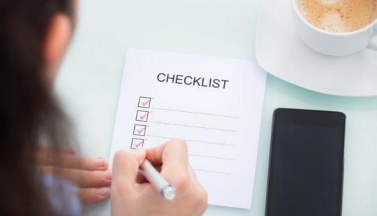 Fragebogen Anschreiben Kundenumfrage Checkliste