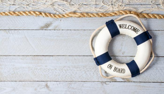 Onboarding Prozess