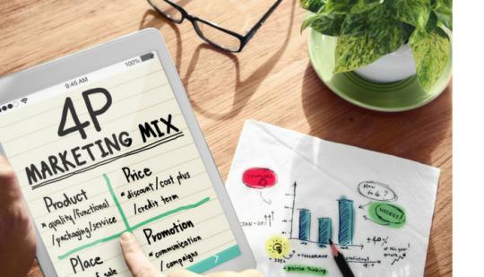 Kundenumfrage Marketing Mix