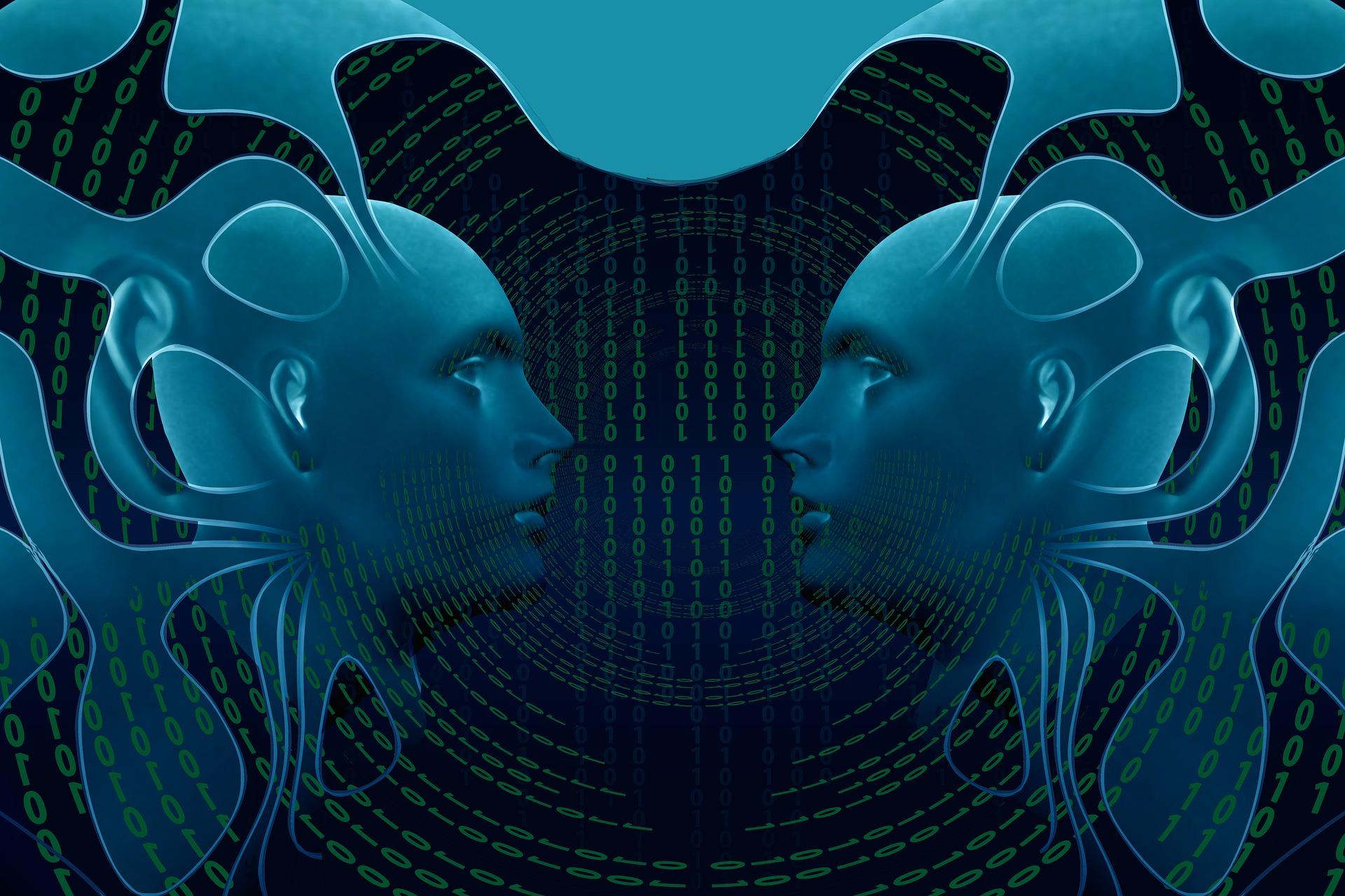 Fachwissen Market Research Markenimage Darstellung Doppelmatrix Gesichter