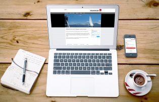 Laptop Startseite RogPanel