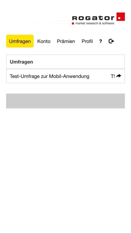 App Umfragen