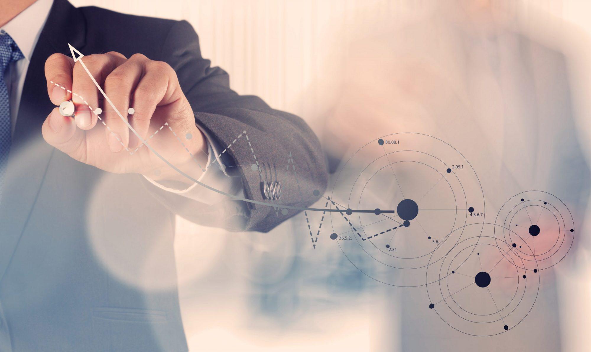 Individuelle Marktforschung Umsatzkurve