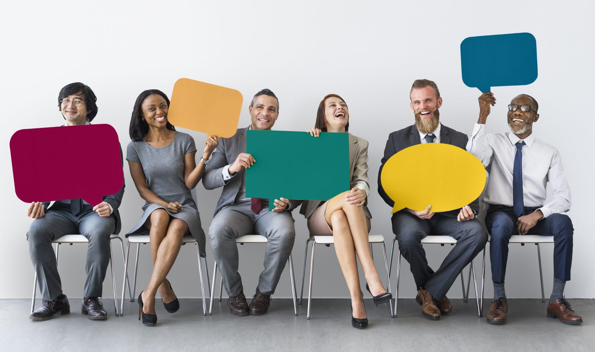 Van-Westendorp-Analyse Personen kommunizieren RogPanel