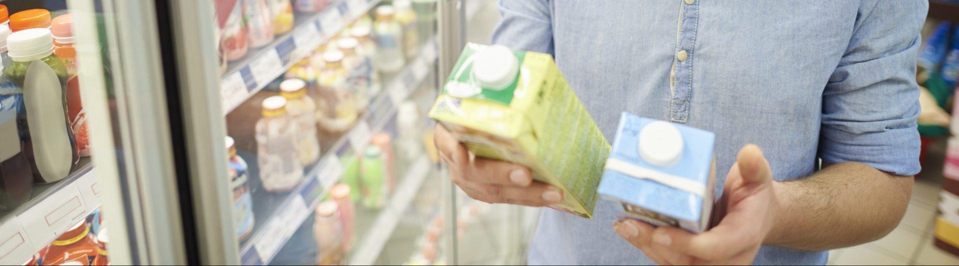 Conjoint Analyse Preisforschung Supermarkt Produktvergleich