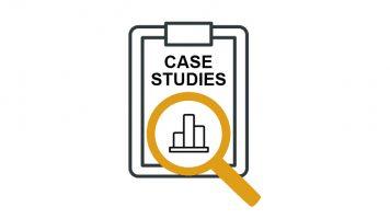 Case Studie Teaser Orange Icon
