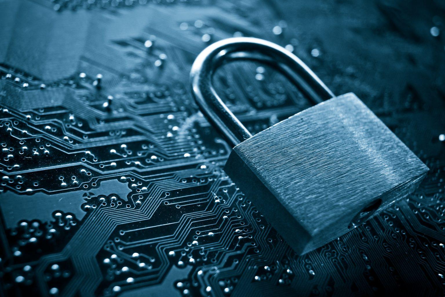 Anonymitaet und Datenschutz Schloss auf Datensätzen
