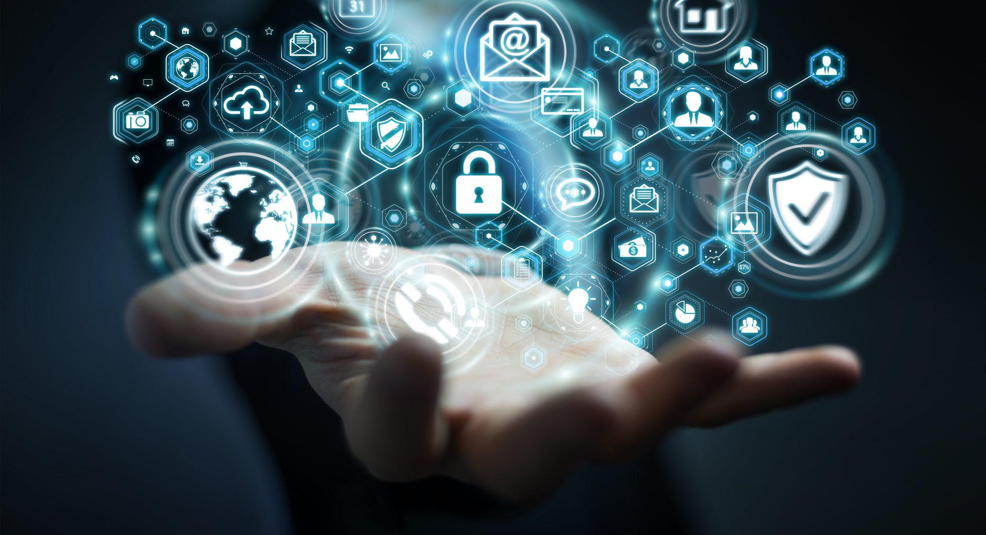 Anonymitaet und Datenschutz Datennetzwerk