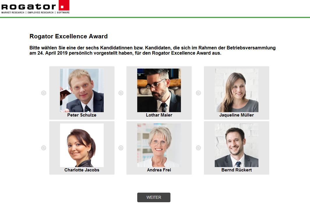 Rogator Excellence Award
