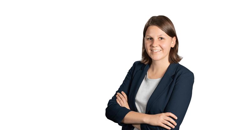 Theresa Rauh Projektleitung