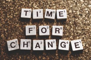 "Change Management ""Time for Change"""