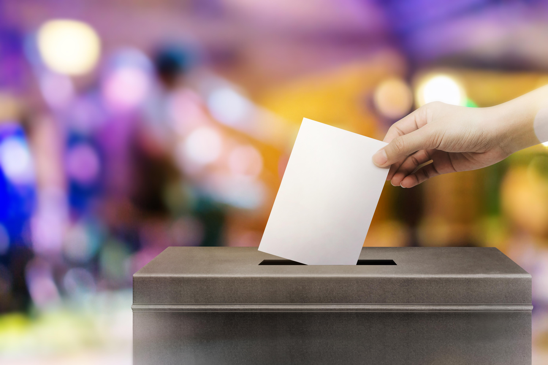 Betriebswahl, Mitbestimmung Wahlzettelabgabe