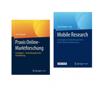 Praxis Online-Marktforschung und Mobile Research Buecher