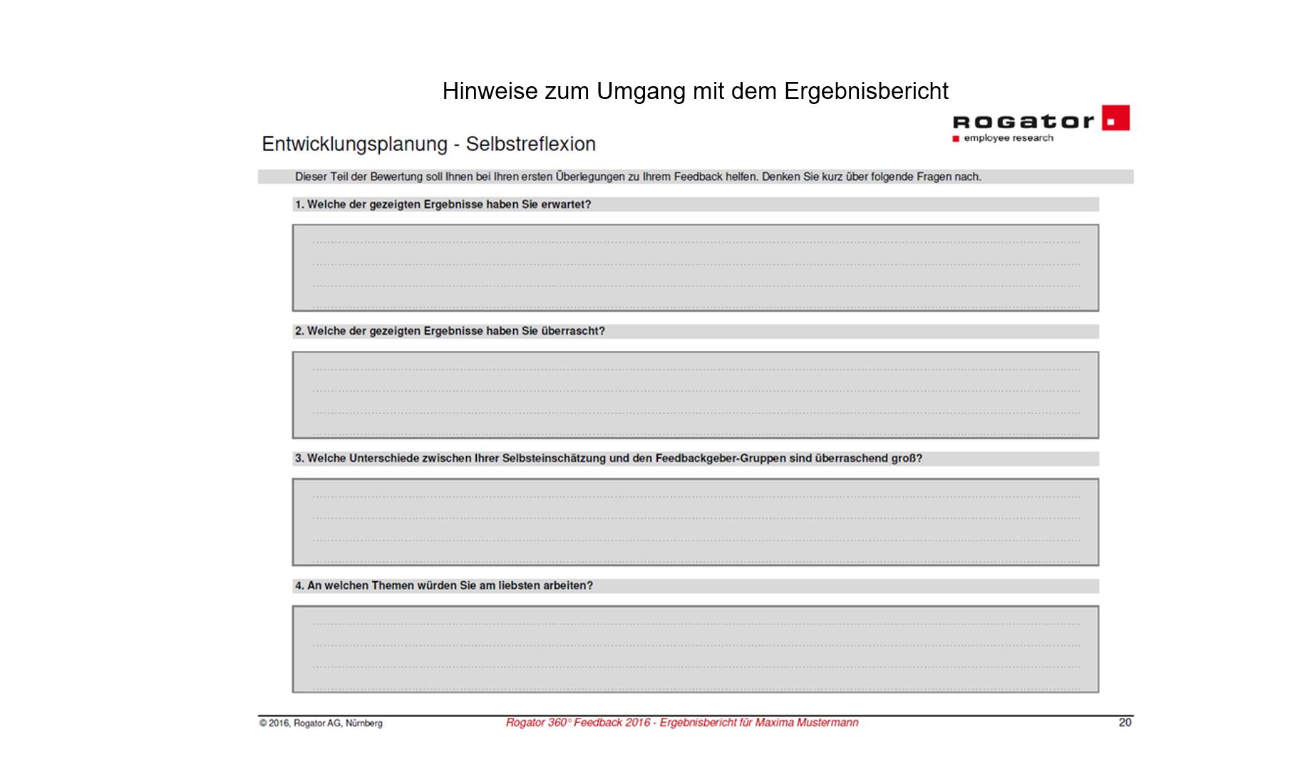 Fuehrungskraeftefeedback Beispiel Ergebnisbericht Slide 8