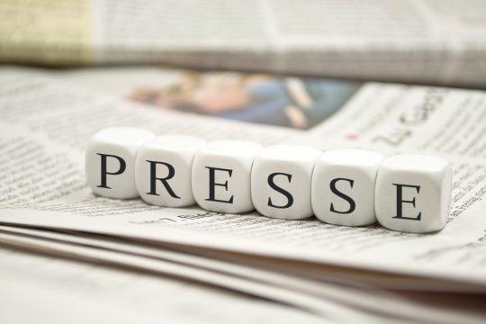 Pressewuerfel