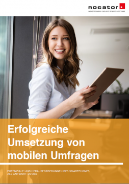 mobile Umfragen Whitepaper