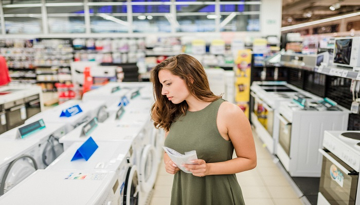 Markenpräferenz Beispiel Waschmaschinen