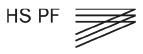 Logo HS PF