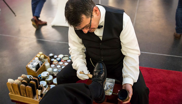 Schuhpflegeservice Barlas