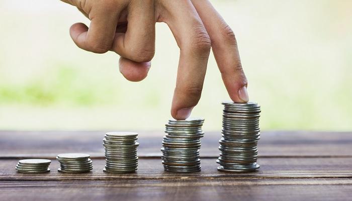 Bargeld abzaehlen