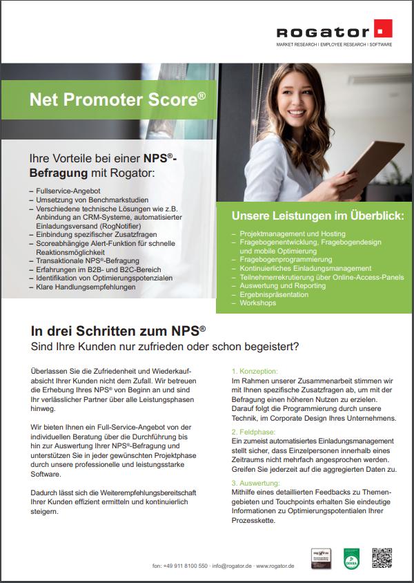 NetPromoterScoreFactsheet