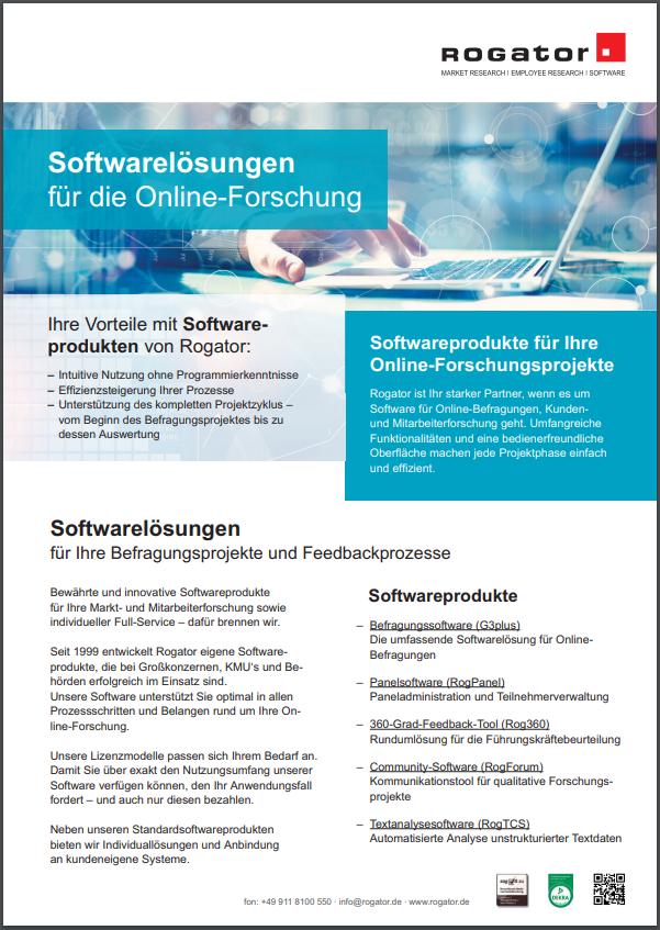 SoftwareFactsheet