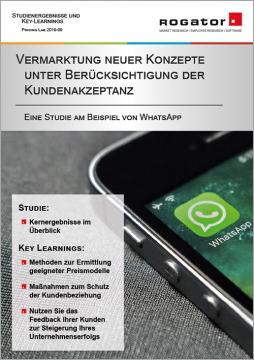 Titelblatt Studienergebnisse und Key-Learning 2019-09