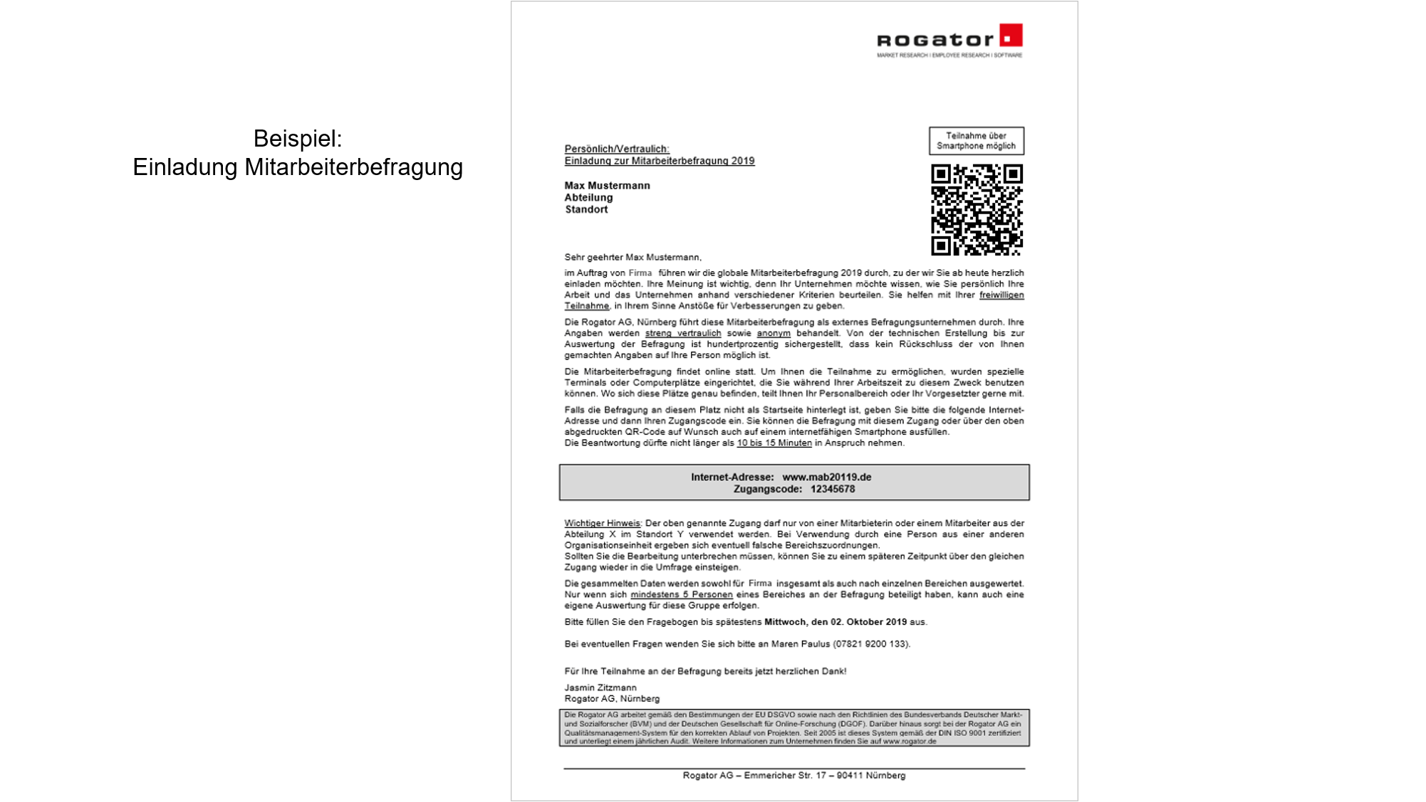 MAB Industrie_Beispiel Einladung MAB
