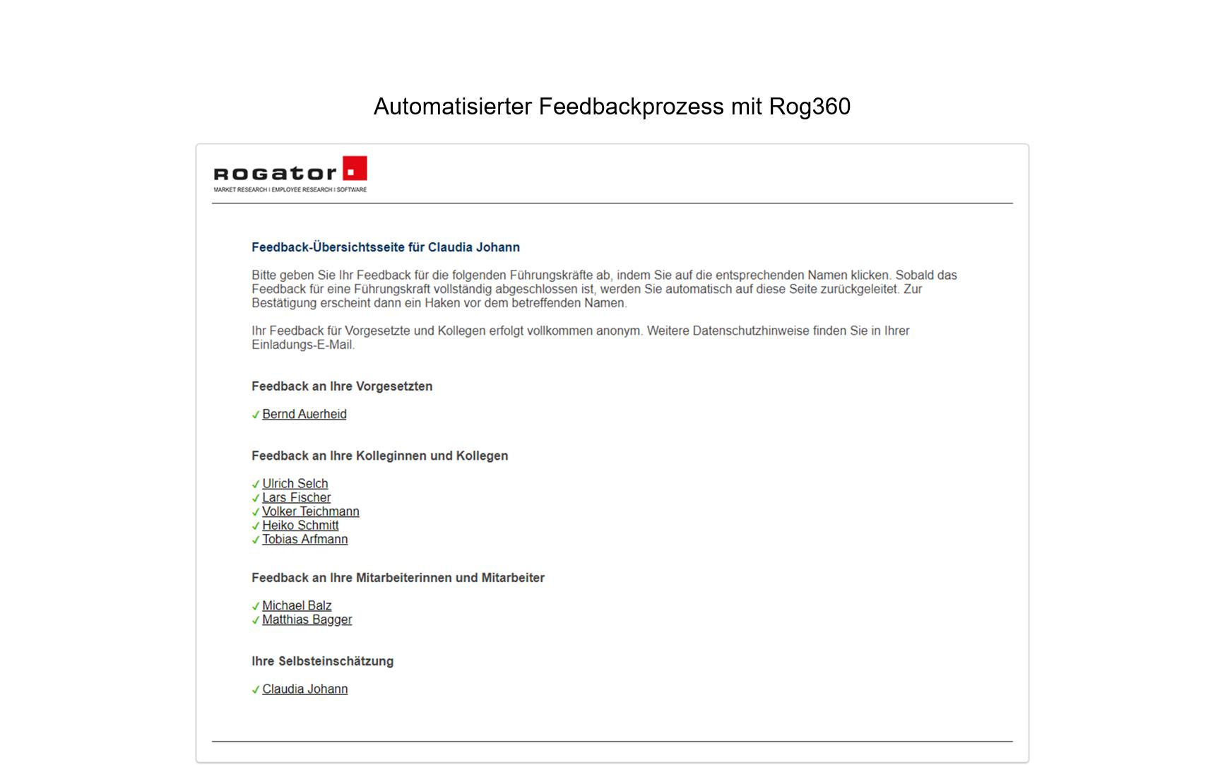 Feedbackautomatisierung_Fragebogenübersicht