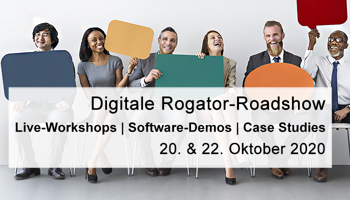 Rogator-Roadshow 2020 Banner