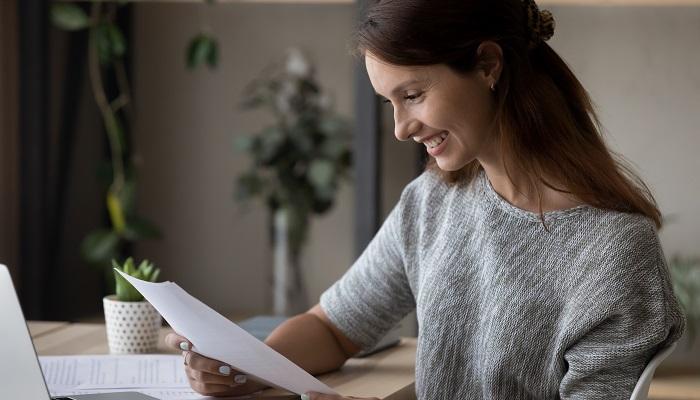 Briefeinladung Online-Befragung