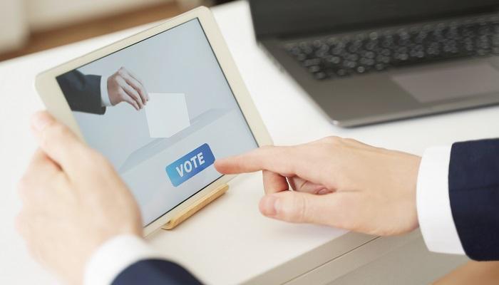 Online Wahlen